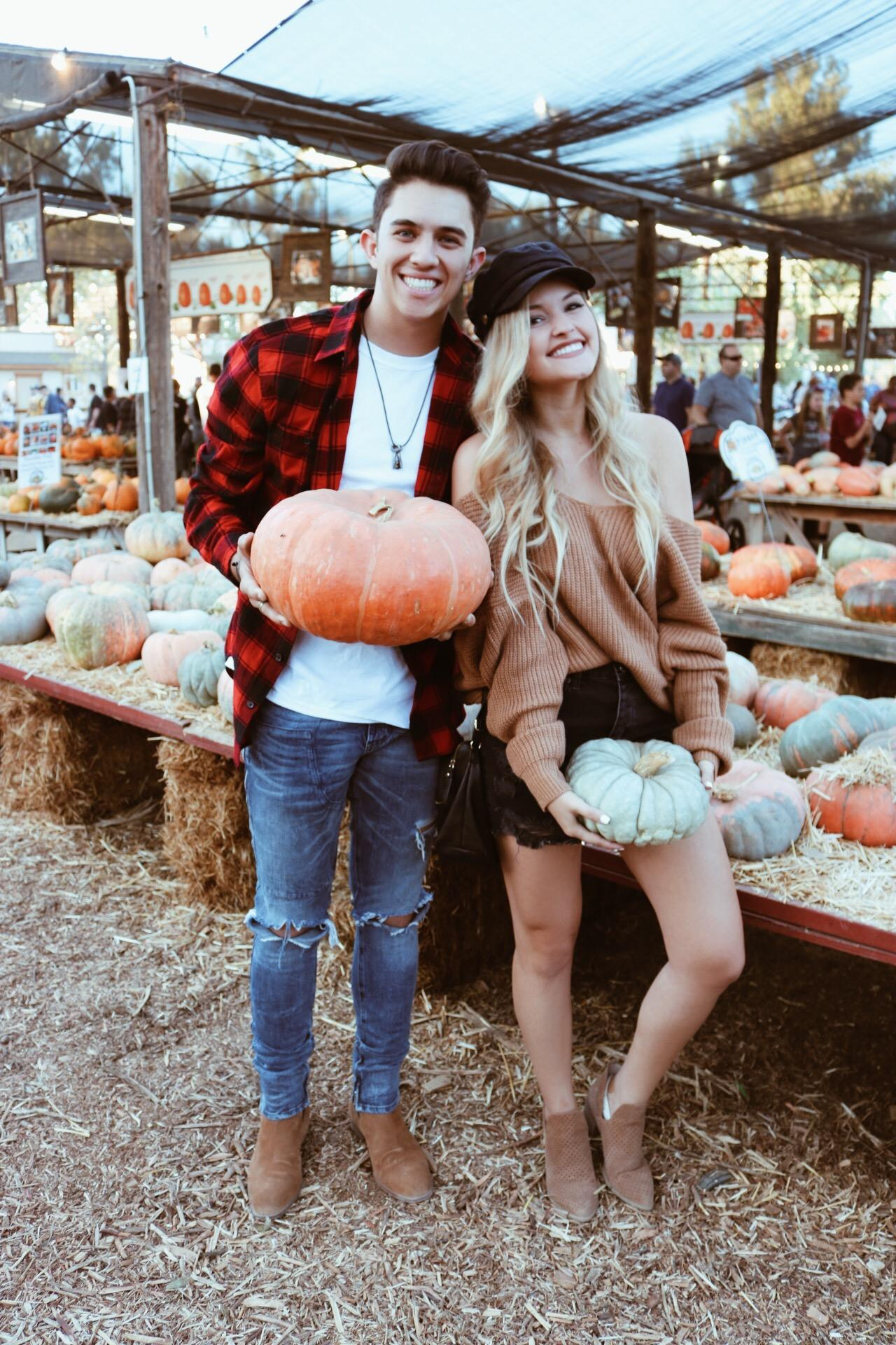 A MUST SEE PUMPKIN PATCH THIS FALL