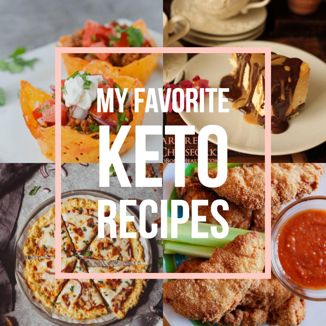 KETO RECIPES YOU HAVE TO TRY THIS WEEK