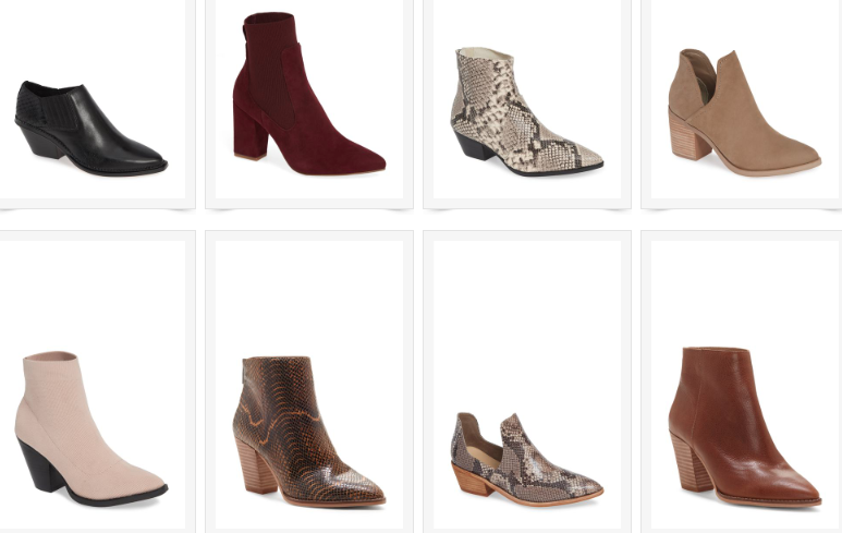 FALL BOOTS UNDER $100