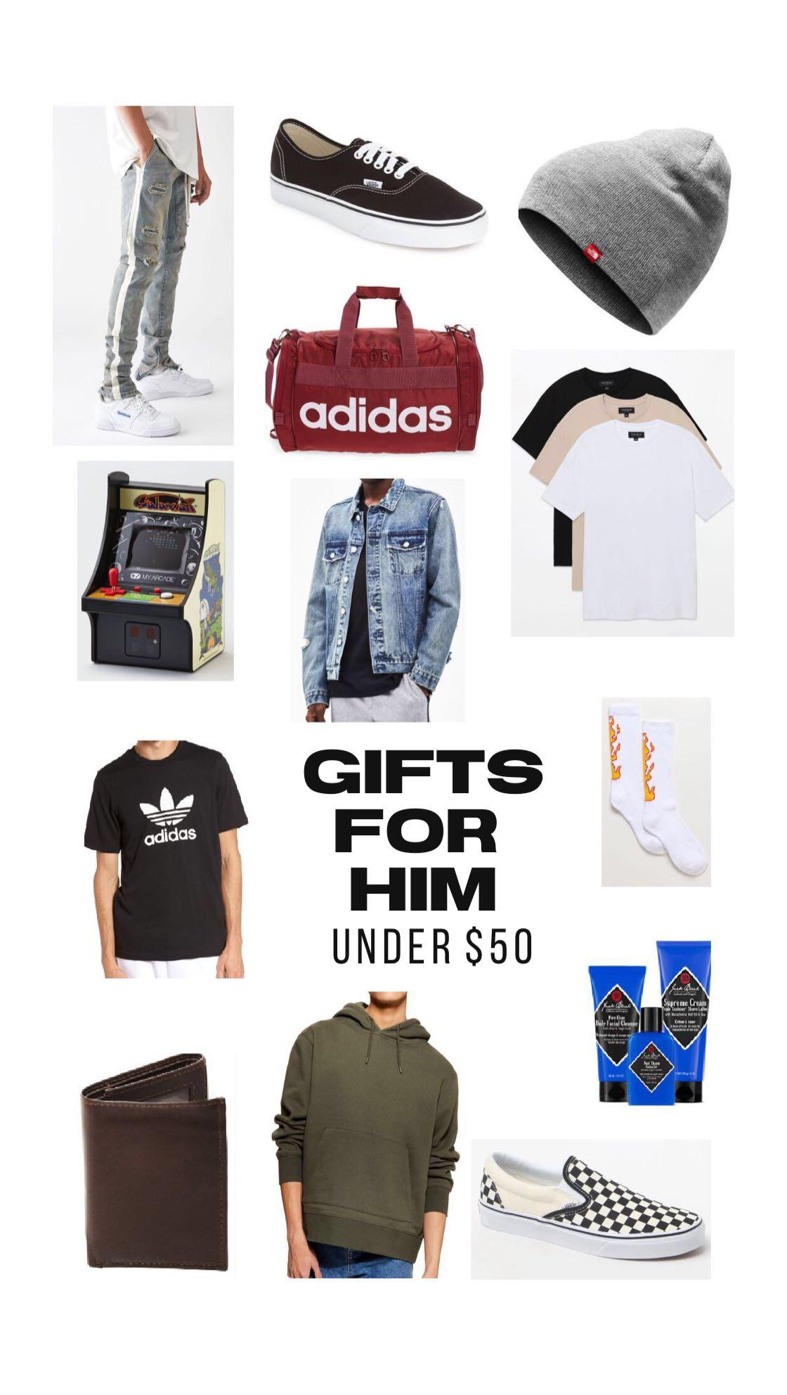 GIFTS FOR HIM – UNDER $50