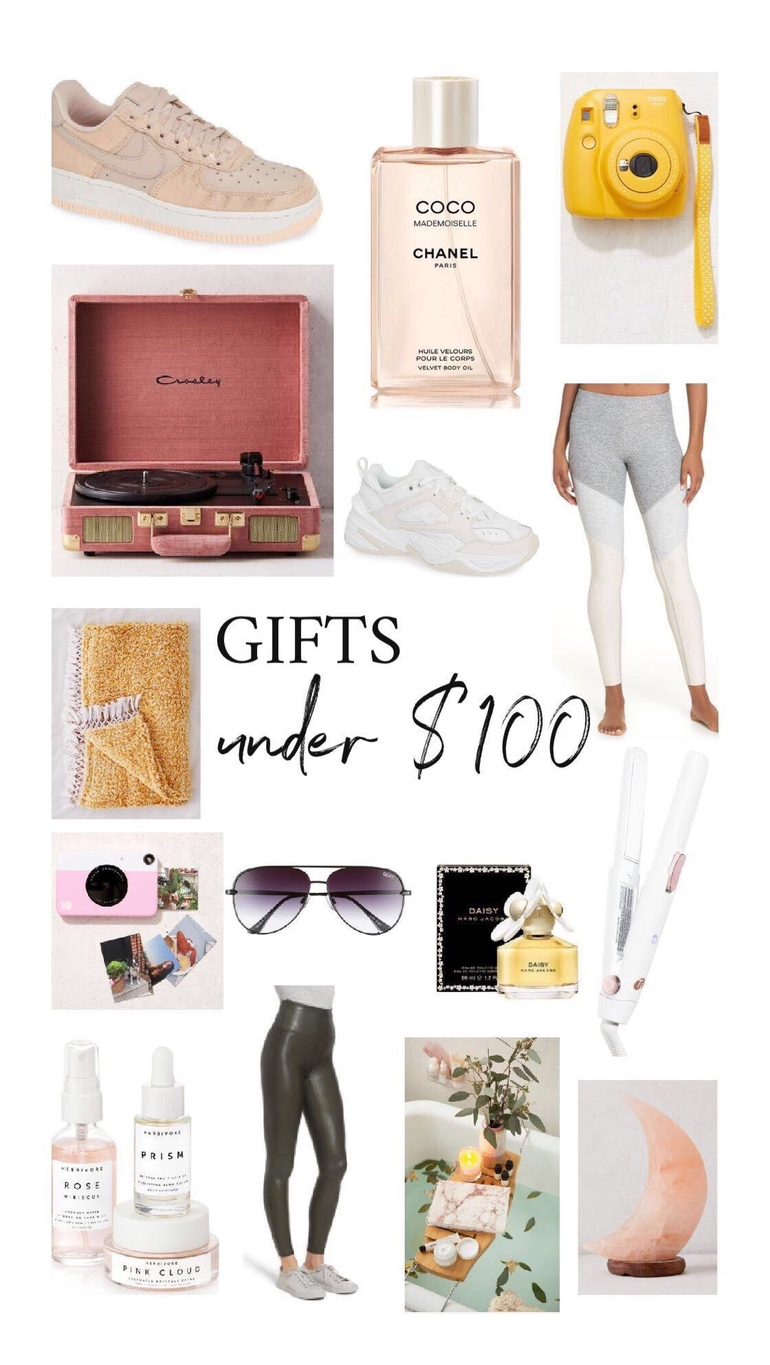 GIFTS FOR HER – UNDER $100