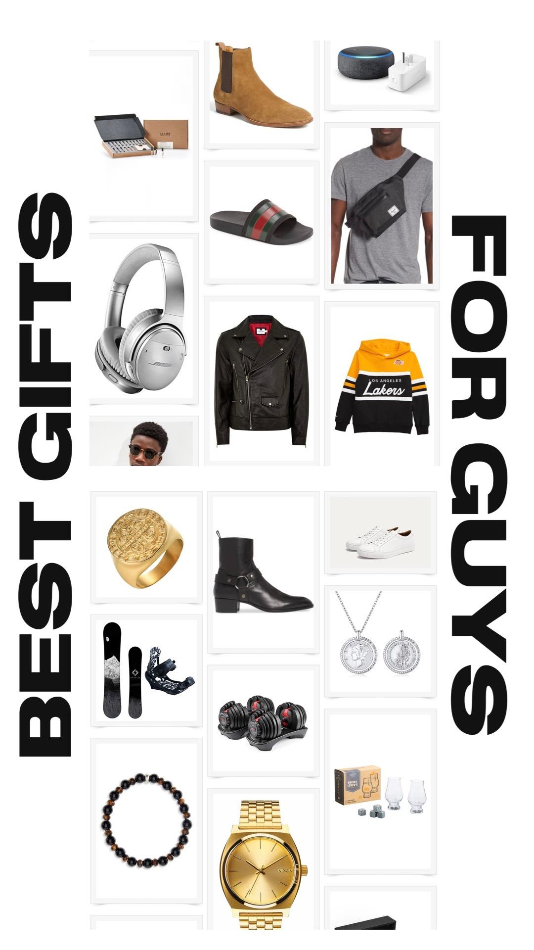the best gifts for guys 2019